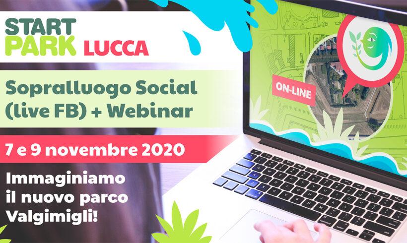 Start Park Lucca: lancio del progetto