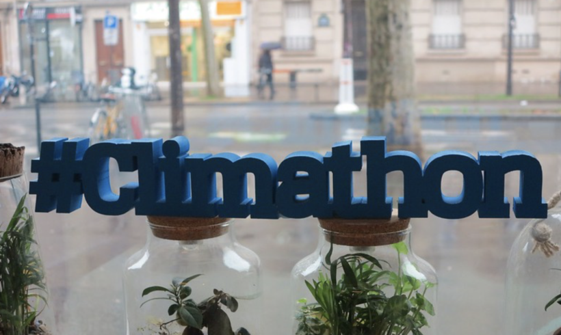 Start Park from Florence win Climathon Awards 2020