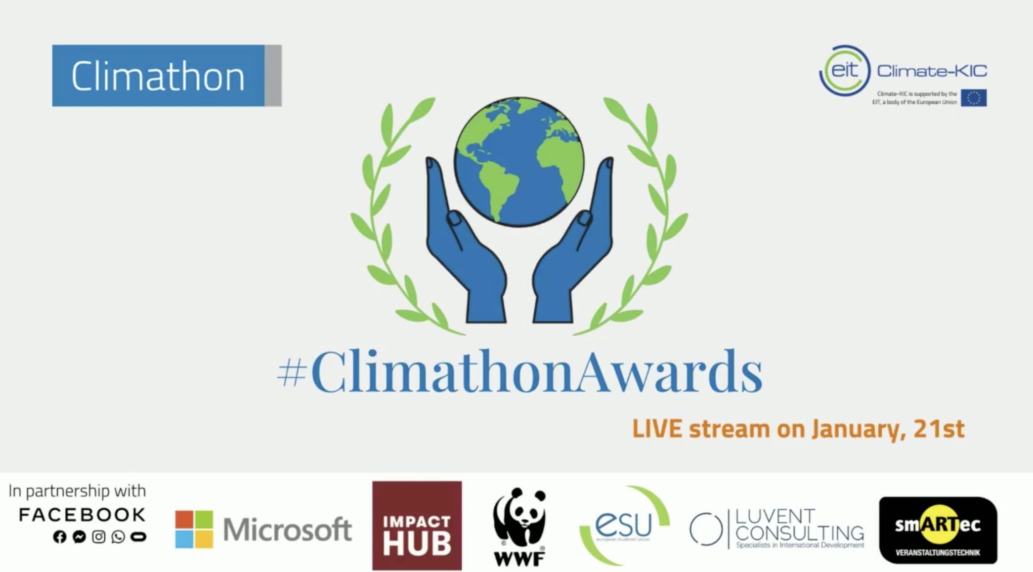 Climathon Awards